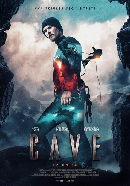 Mağara | Cave | 2016 | BRRip XviD | Türkçe Dublaj
