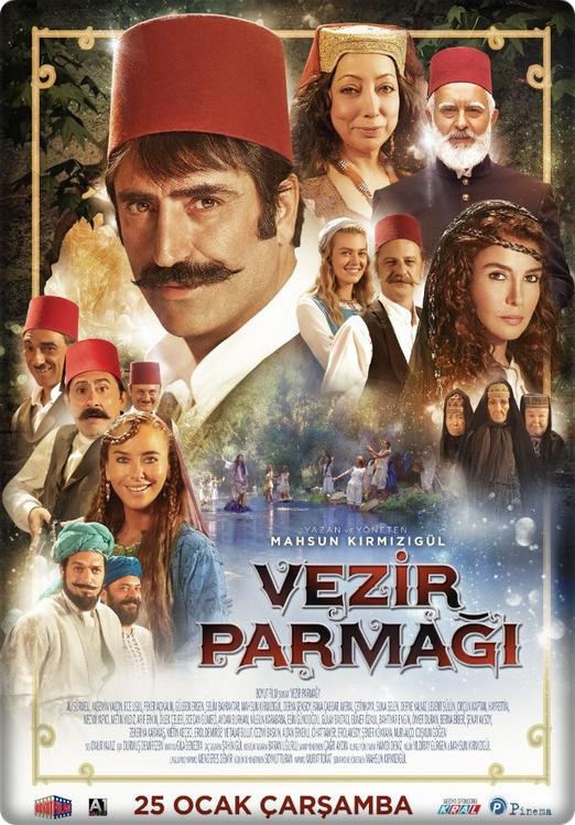 Vezir Parmağı 2017 (Yerli Film) DVDRip XviD