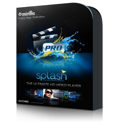 Splash� PRO HD Player  FULL
