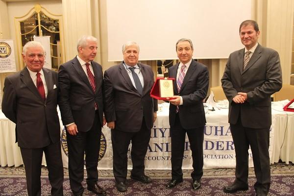 Türkiye Muhasebe Uzmanları Derneği;