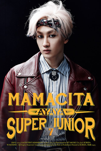 Super Junior - MAMACITA Photoshoot DYkWLO