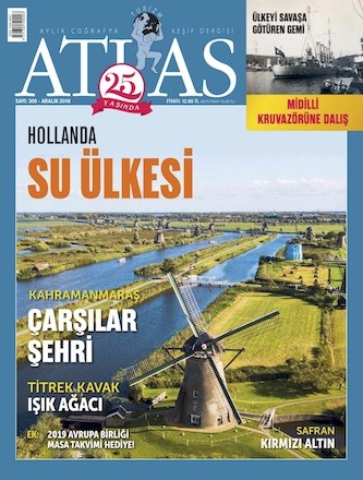 Atlas Aralık 2018