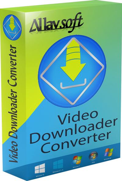 Allavsoft Video Downloader Converter 3.16.4.6862 FULL