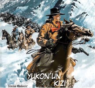 Yukon'un Kızı Çizgiroman İndir