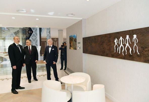lham Əliyev Azərbaycanın Belçikadakı səfirliyinin yeni binasının açılışında iştirak etdi - FOTOLAR