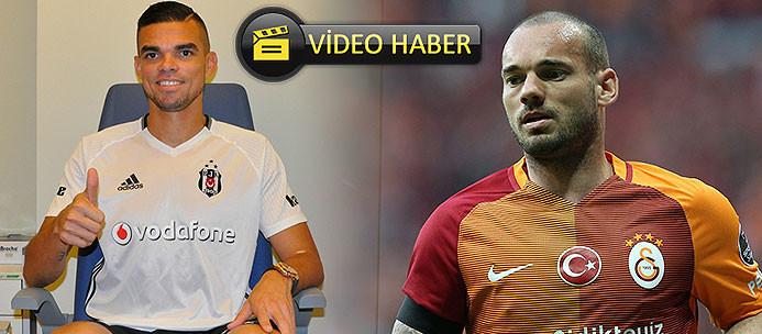 ''Pepe neyse, Sneijder de odur''