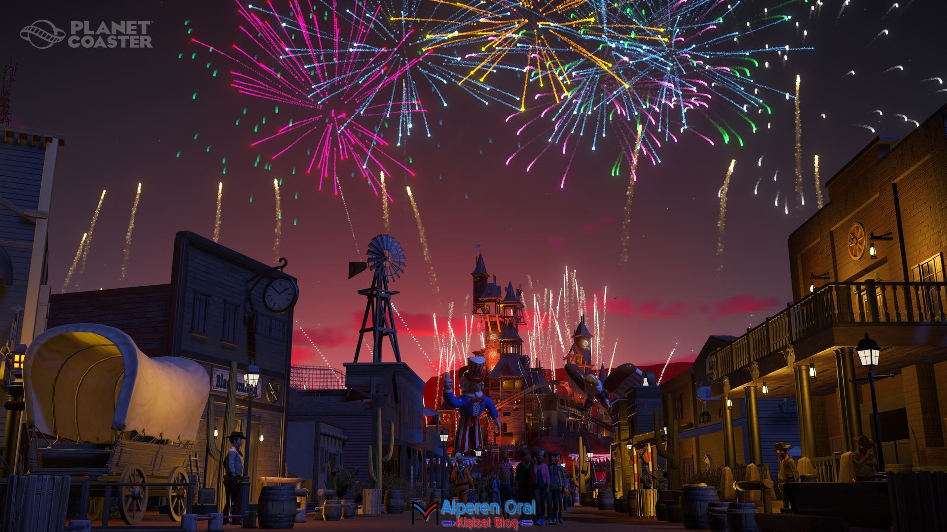 PLANET COASTER CEDAR POINTS STEEL VENGEANCE 1.3.6 -STEAMPUNKS Full Torrent İndir