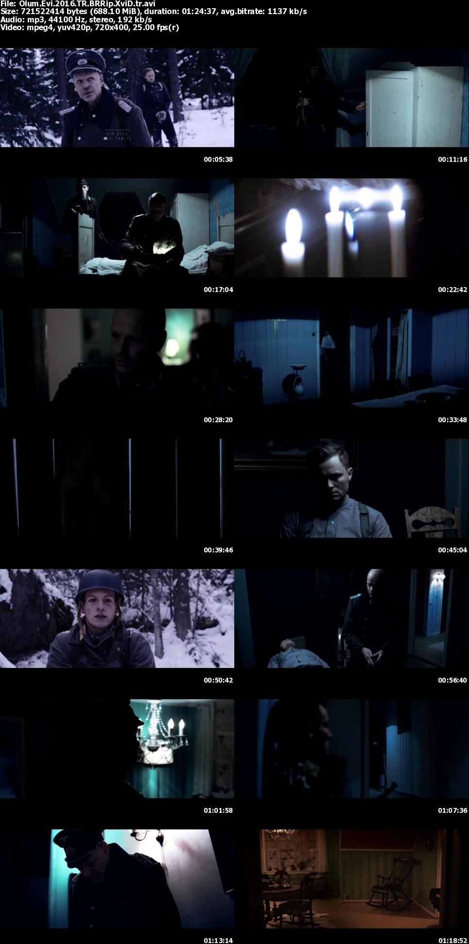 Ölüm Evi – Huset (Türkçe Dublaj) indir