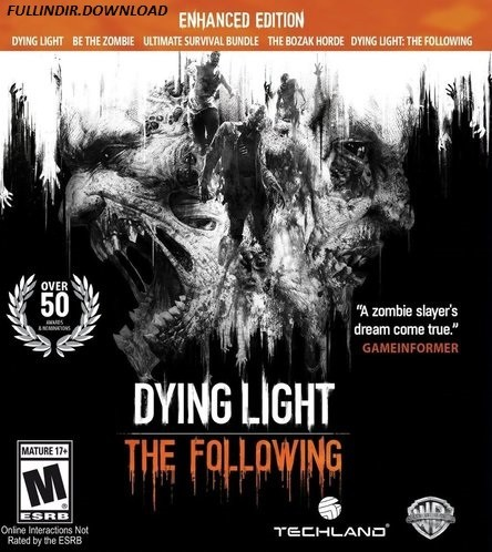 Dying Light The Following Enhanced Edition Full Torrent indir