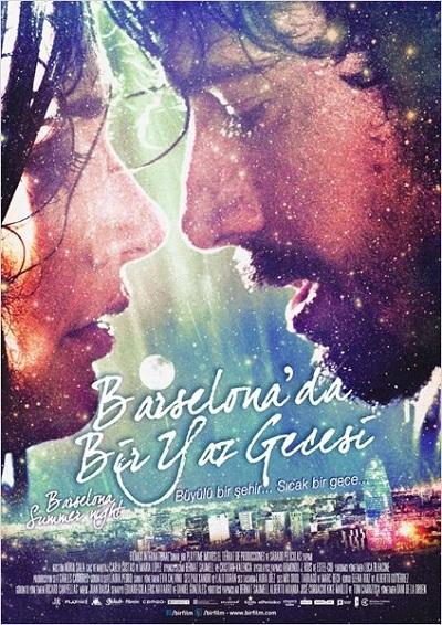 Barselona'da Bir Yaz Gecesi   - Barcelona, nit d'estiu 2013  HDTVRip Avi Türkçe Dublaj İndir