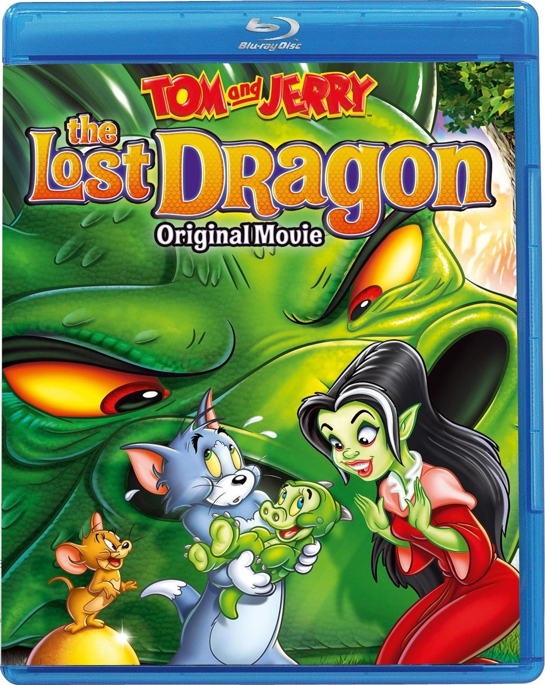 Tom and Jerry The Lost Dragon   2014   BRRip   x264   ARENA