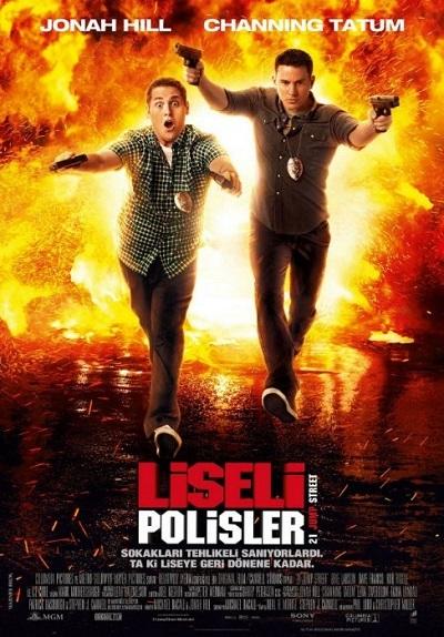 Liseli Polisler - 21 Jump Street 2012 720p Bluray x264 Türkçe Dublaj İndir