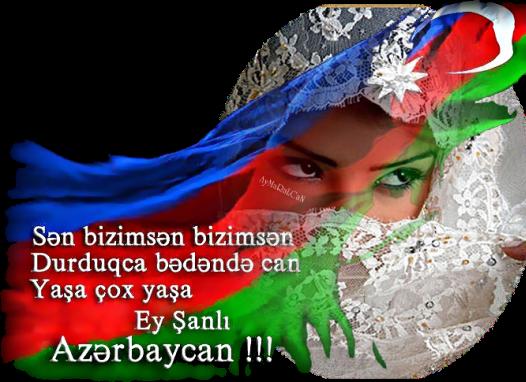 Ayağa dur,Azərbaycan!