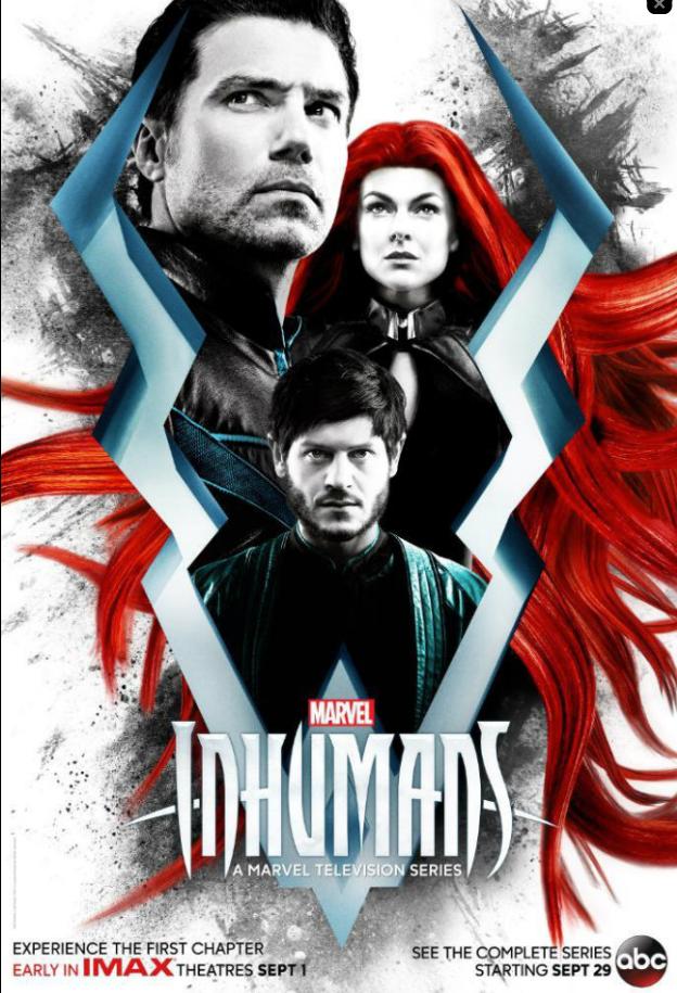 Inhumans | S01E05 | HDTV | X264 | KİLLERS