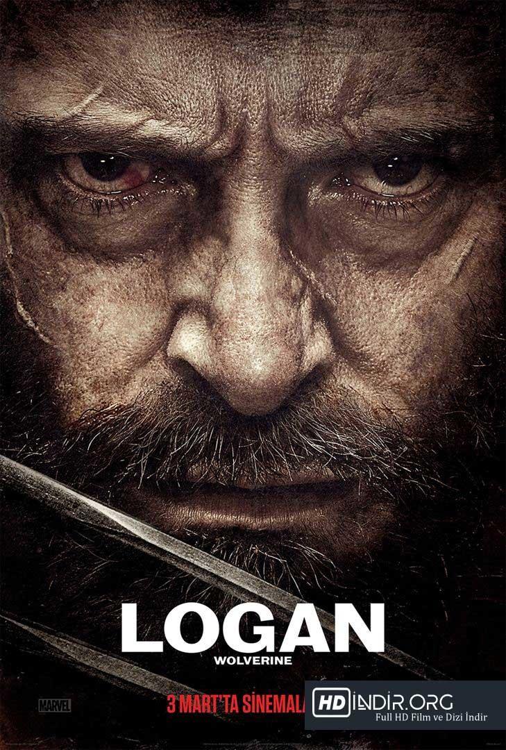 Logan (2017) Türkçe Dublaj HD İndir