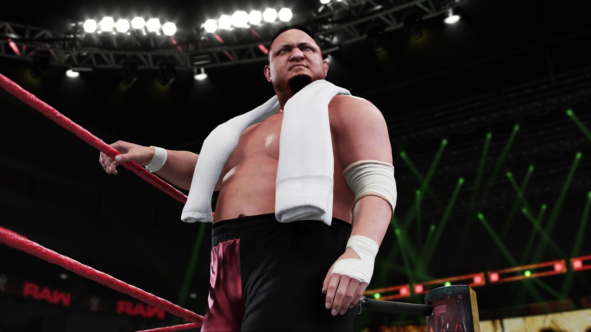 WWE 2K18 - CODEX