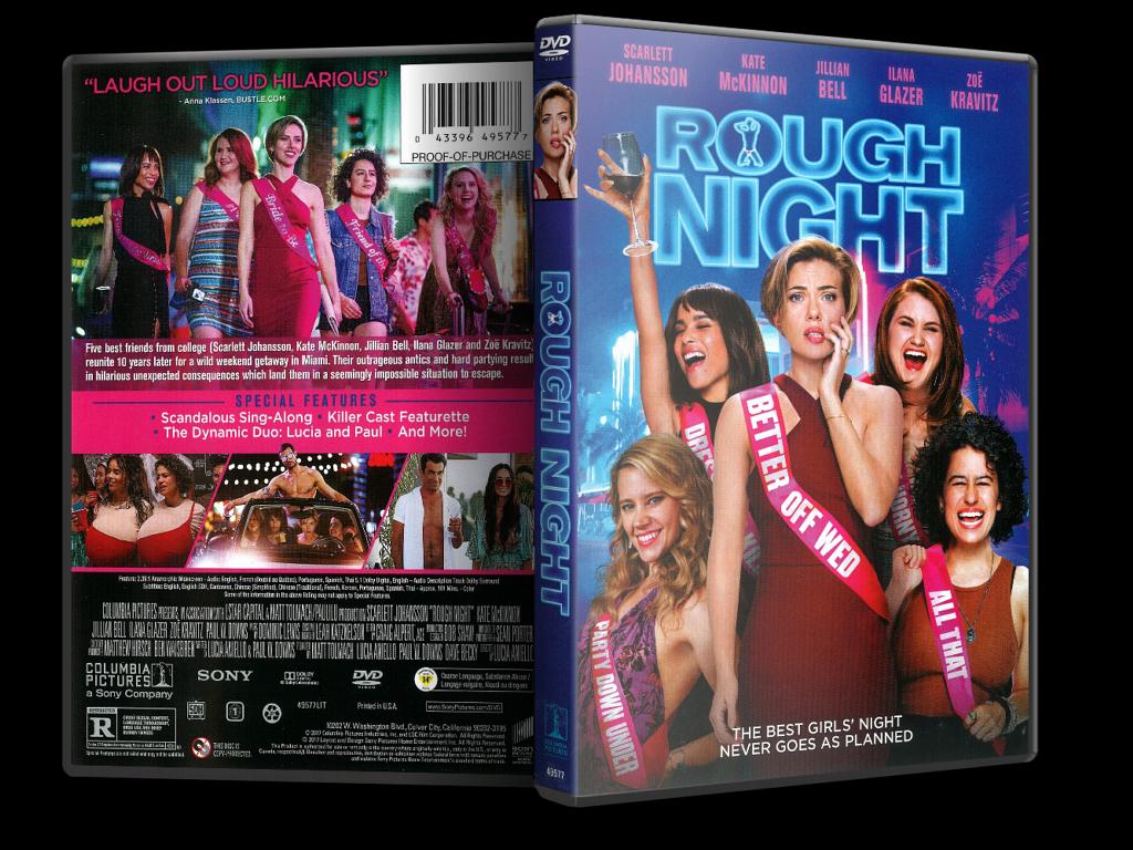 Rough Night – Kızlar Gecesi 2017 ( DVD-9 ) DuaL TR-ENG indir