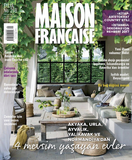 Maison Française Eylül 2017