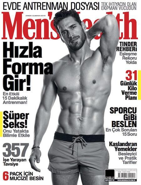 Men's Health Aralık 2017