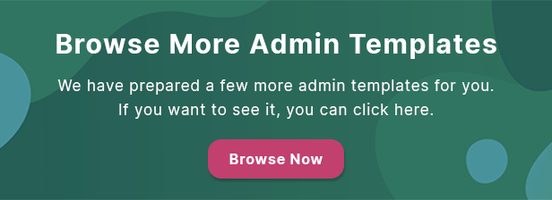 Nextable - Responsive Admin Dashboard Template - 4