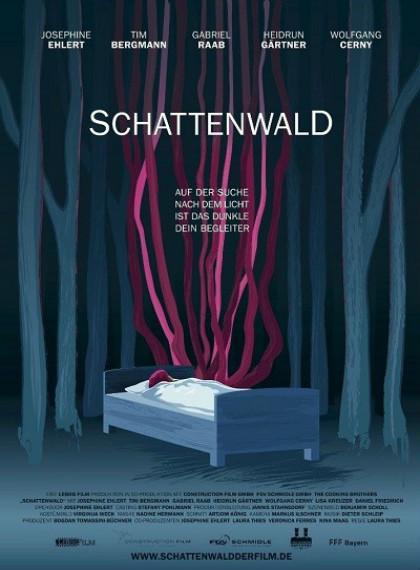 Gölgeler Arasında | Schattenwald | 2015 | HDRip XviD | Türkçe Dublaj