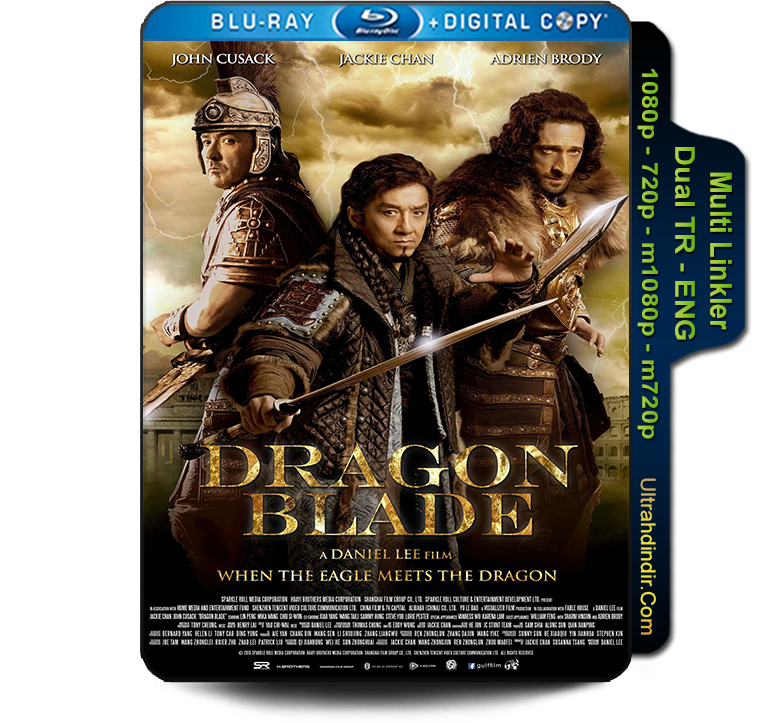 Dragon blade film hd indir