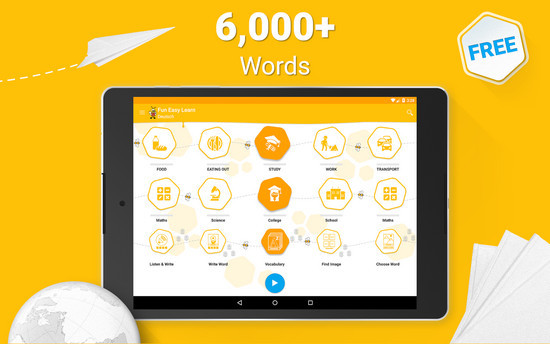 Learn German - 6,000 Words v5.01 (Unlocked)