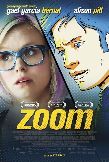 Zoom | 2015 | BRRip XviD | Türkçe Dublaj