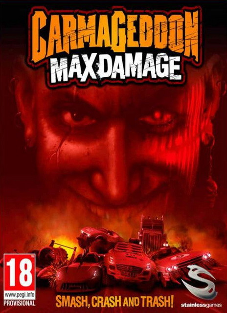 Carmageddon Max Damage – CODEX