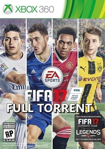 FIFA 2017 Xbox 360 TORRENT İndir [ÇIKTI-FULL-ISO-RegionFree-COMPLEX]