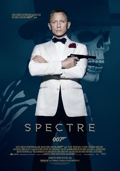 Spectre 2015 BluRay DuaL TR-EN - Tek Link indir