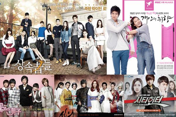 Lee Min-Ho'nun Dizilerde Canlandırdığı Karakterler
