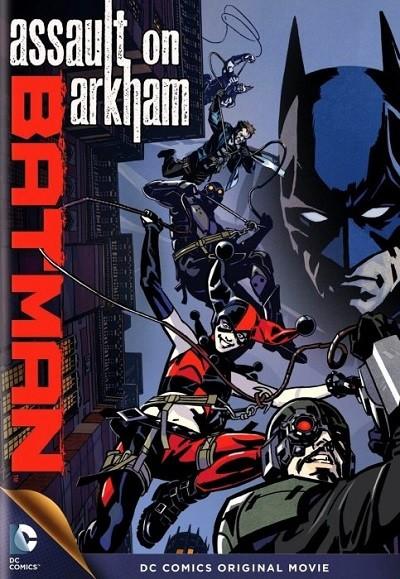 Batman: Arkham'a Saldırı 2014 BRRip XviD Türkçe Dublaj Çizgi Film İndir