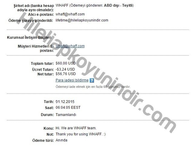 Android Cihazdan Kolay Para Kazanma - WHAFF Rewards
