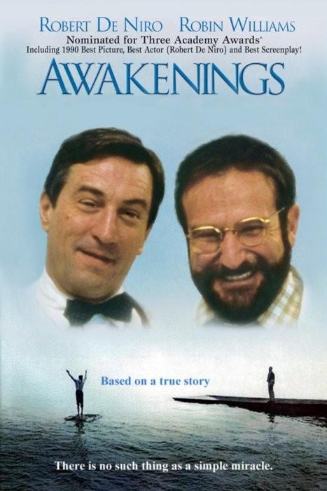 Uyanışlar - Awakenings (1990) - türkçe dublaj film indir