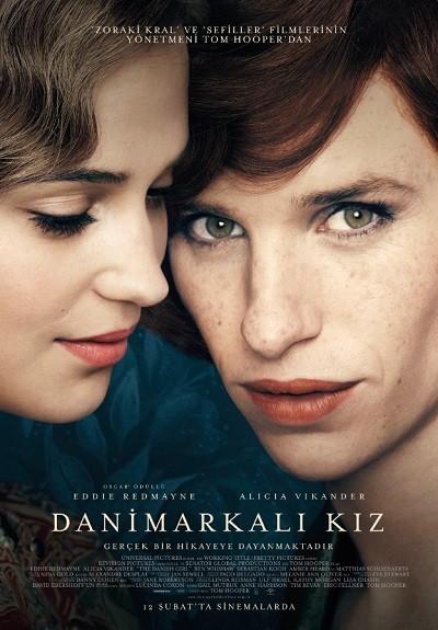Danimarkalı Kız 2015 (BRRip XviD) Türkçe Dublaj film indir