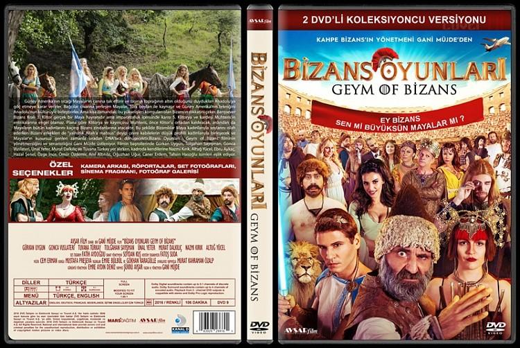 Bizans Oyunları 2016 (DVD-5 – DVD-9) Yerli Film – indir
