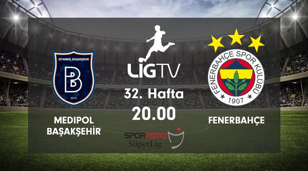 Başakşehir – Fenerbahçe (09.05.2016) | HDTV 720p | Full Maç – VKRG