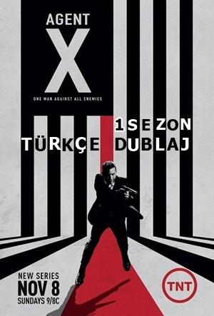 Agent X 1.Sezon HDTV-WEB-DL Tüm Bölümler Türkçe Dublaj – Tek Link