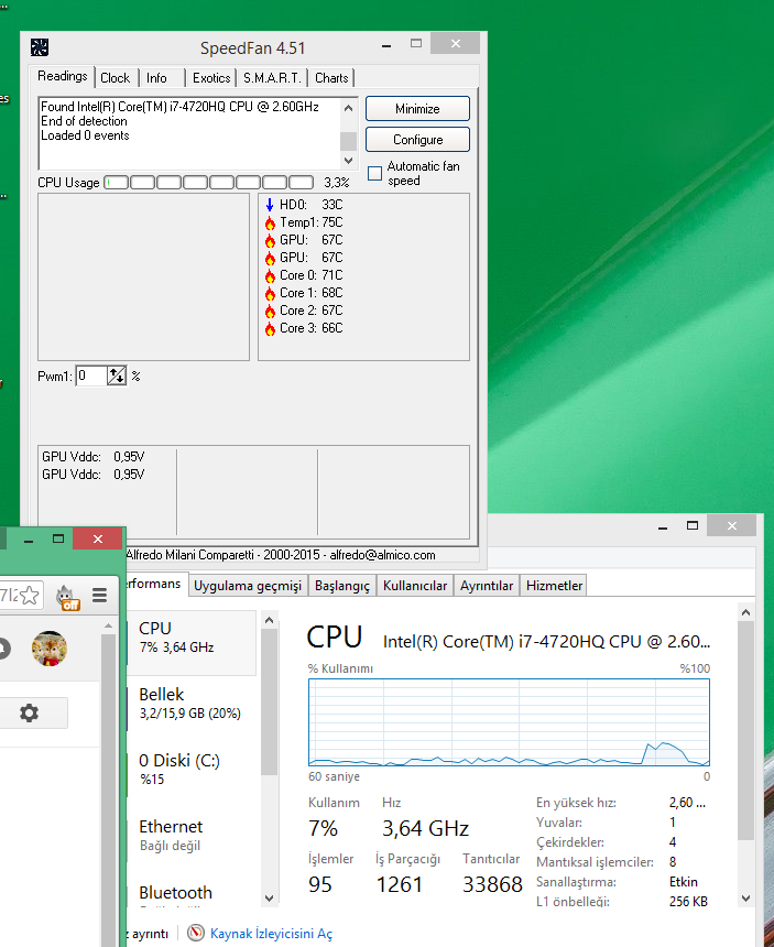 My CPU Idle Temp are 55C-61C so hot help please :(   Tom's Hardware