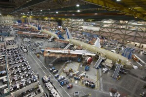 Everett Boeing Fabrikası