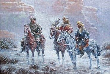 Почему в Могулистане Мирза Мухаммад Хайдара не было ойрат, бурят и халха?