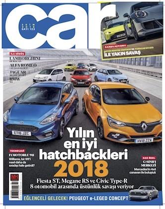 Car Ekim 2018