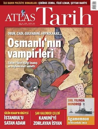 Atlas Tarih Ekim 2018