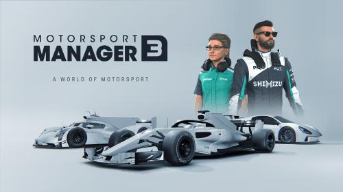 Motorsport Manager Mobile 3 v1.0.2 + Mod
