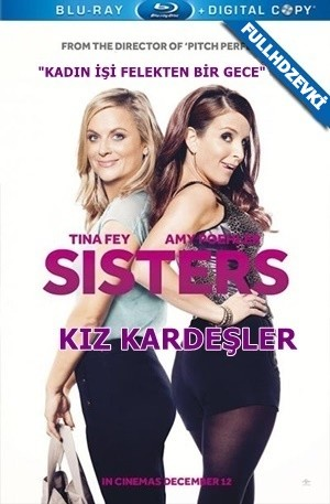 Kız Kardeşler - Sisters | 2015 | BluRay | DuaL TR-EN - Film indir - Tek Link indir