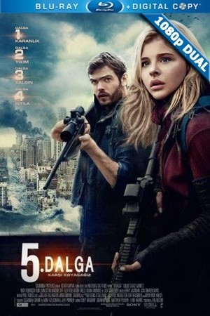 5. Dalga - The 5th Wave | 2016 | BluRay m1080p x264 | DuaL TR-EN