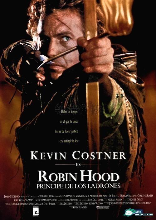 Robin Hood: Hırsızlar Prensi - Robin Hood: Prince of Thieves (1991) - türkçe dublaj film indir
