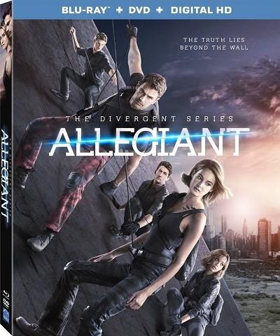 Uyumsuz: Yandaş - The Divergent: Allegiant 2016 ( BRRip ) Türkçe Altyazı