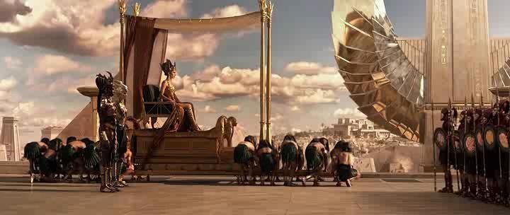 Mısır Tanrıları - Gods of Egypt | 2016 | BluRay 720p x264 | DUAL TR-EN